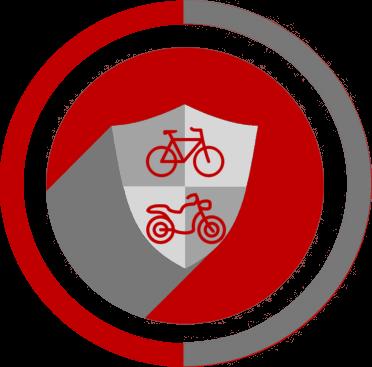 protección motos y bicicletas
