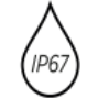 Certificación IP67 NFC código QR